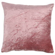Wrinkled Lilac Scatter Cushion