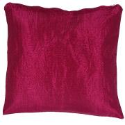 Wrinkled Plum Scatter Cushion