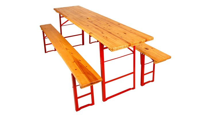 Amazing Beer Bench Sets Outdoor Furniture Inspire Furniture Rentals Beatyapartments Chair Design Images Beatyapartmentscom