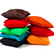 Assorted Colours Scatter Cushions