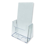 DL Table Brochure Stand