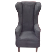Eric Clapton Wingback Suede Black