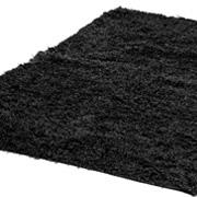 Flokati Rug (Black)