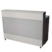 Foldable Box Bar Counter