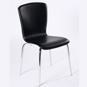 Komora Cafe Chair Black