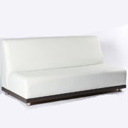 Milky Way Double Lounger White
