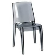 Phantom Cafe Chair Charcoal Grey