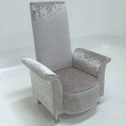 Royal Arm Chair Silver