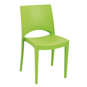 Stella Cafe Chair Lime