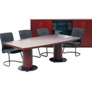 Summit Barretl Boardroom Table