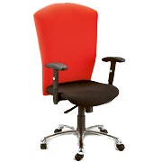 T850 Highback Aluminium Base Chair
