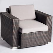 Wicker & Fabric stone
