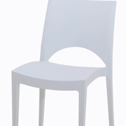 Café Chair (White)