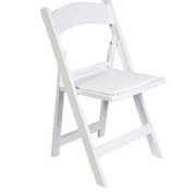 Wimbledon Cafe Chair White