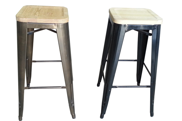 Images Of Bar Stools Handmade Industrial Style Oak Bar