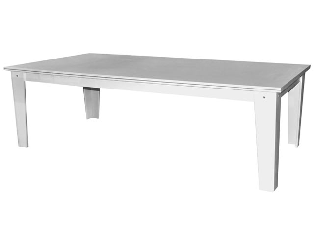 Dcor Dining Room Table White 24m X 12m WHITE Events