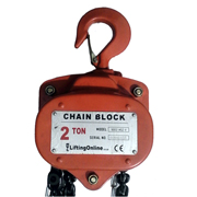 2 Ton Chain Block