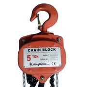 5 Ton Chain Block
