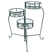 3 Pot Standing Potholder