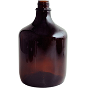 Amber Poisen Bottle