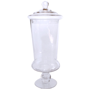 Apothecary Candy Jar A