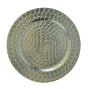 Armadillo Underplate Silver