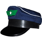 Aviator Hat Blue