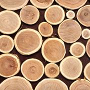 Bark Wooden Runner