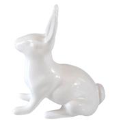 Ceramic Rabbit White
