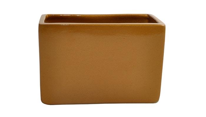 Ceramic Rectangle Vase
