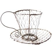 Chicken Wire Teacup