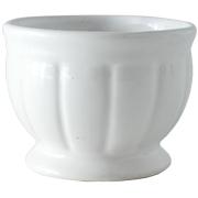 Classic Ceramic Votive White