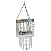 Crystal Lampshade Small