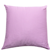 Cushion Cover Pastel Pink Twill
