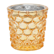 Diamond Votive Gold