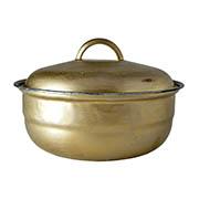Enamel Tin Bowl I