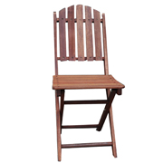 Foldup Garden Chair Teak
