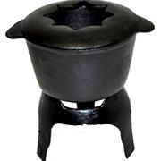 Fondue Set Cast Iron