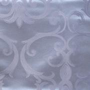 Jacqaurd Table Cloth Damask Grey