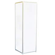 Light Box Pillar Without Lights