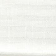 Linen Napkin Fancy Stripe White