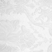 Linen Napkin White Damask
