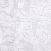 Linen Napkin White Floral