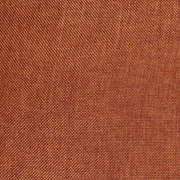 Linen Weave Table Cloth Rust Brown