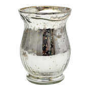 Mini Urn Votive Silver