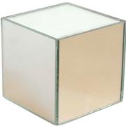 Mirror Box Riser 8cm Cube