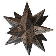 Moroccan Star Lantern Large