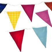 Multicolour Bunting