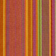 Multi Coloured Stripe Weave Runner