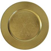 Oriental Under Plate Gold